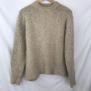 Vintage Woolrich wool knit sweater crewneck